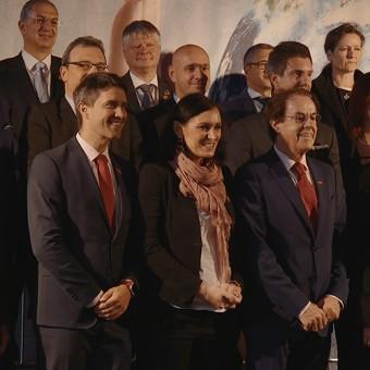 Saubermacher EU Umweltministertreffen